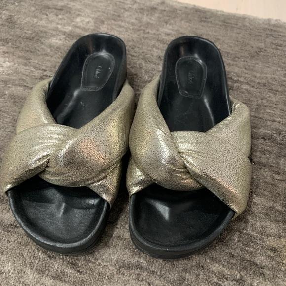 Chloe sandals